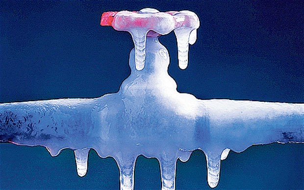 RWA Offers Tips To Keep Pipes From Freezing As Temperatures Plummet